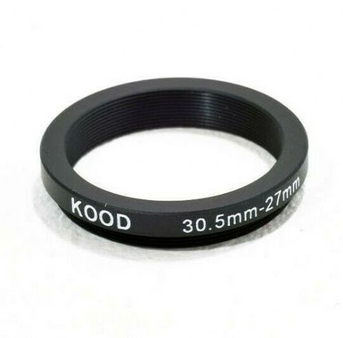 Kood Stepping Ring 30.5mm - 27mm Step Down Ring 30.5-27mm 30.5mm to 27mm Ring